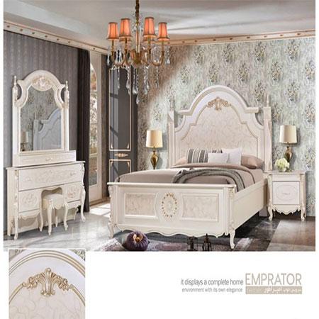 سرویس خواب دو نفره مدل امپراطور
