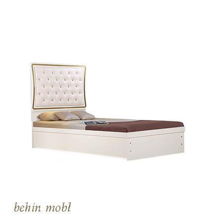 تخت خواب نوجوان مدل ستاره