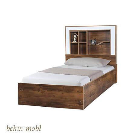 تخت خواب نوجوان مدل لیزری